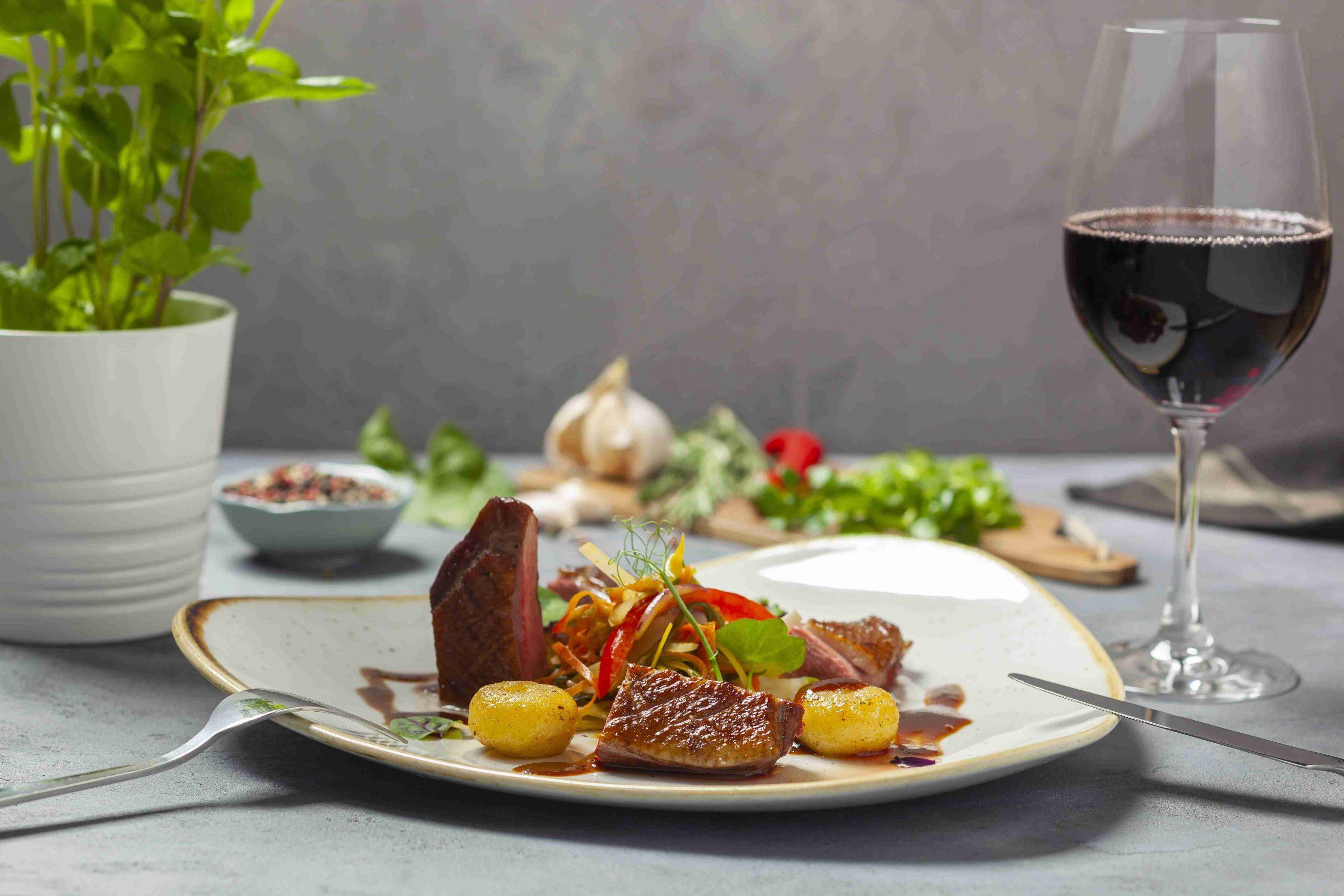 foie gras avec vin de Cahors