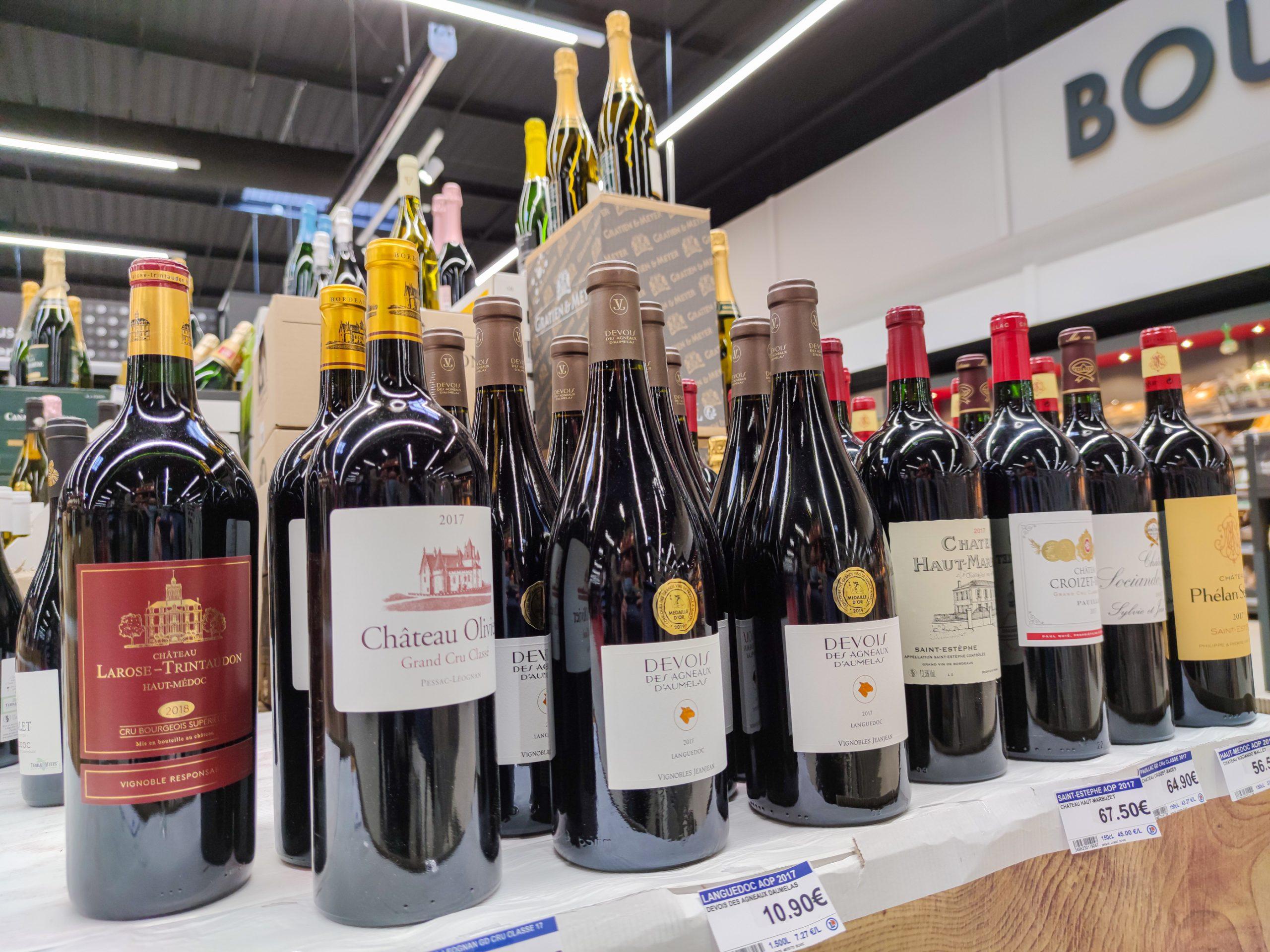 Quels sont les classements des vins de Bordeaux?